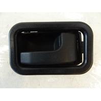 2000 Mercedes W463 G500 door handle, interior, right front, 0007600461 black