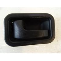 2000 Mercedes W463 G500 door handle, interior, left front, 0007600361 black