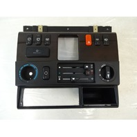 2000 Mercedes W463 G500 switch, a/c heater climate control unit 4636890231