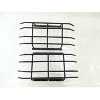 2000 Mercedes W463 G500 guard covers, for taillights, black grill set