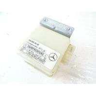 2000 Mercedes W463 G500 module, car alarm control unit 1248206026