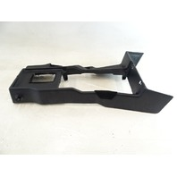 2000 Mercedes W463 G500 center console,  black, 4636800052 back section
