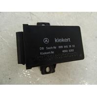 2000 Mercedes W463 G500 module, central lock control 0095451932