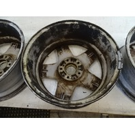 2000 Mercedes W463 G500 wheels, set of 4 rims, oem, 18 inch, 4634010602 7.5x18 et63