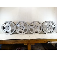 2000 Mercedes W463 G500 wheels, set of 4 rims, oem, 18 inch, 4634010602 7.5x18 et63