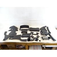 11 Ford F150 Raptor trim, set interior, black