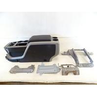 11 Ford F150 Raptor center console, black