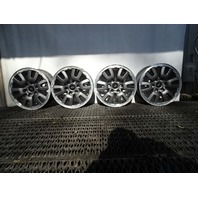 11 Ford F150 Raptor wheel set, 17 inch BL3Z-1007-E
