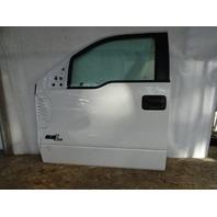 11 Ford F150 Raptor door assembly, left front AL3Z-1820125-C