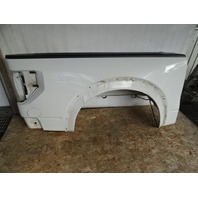 11 Ford F150 Raptor pickup bed side panel, right