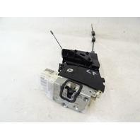 07 Mercedes W164 ML320 CDI door latch actuator, lock, left front 1697202535