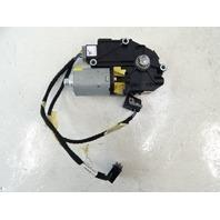 07 Mercedes W164 ML320 CDI sunroof motor 1648201442