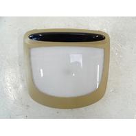 07 Mercedes W164 ML320 CDI lamp, dome light, rear 1648200123 beige