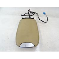 07 Mercedes W164 ML320 CDI center console, armrest 1644401632 beige