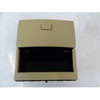 07 Mercedes W164 ML320 CDI ashtray, center console, rear 1646800010 beige
