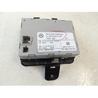 07 Mercedes W164 ML320 CDI module, gateway control 1645400162