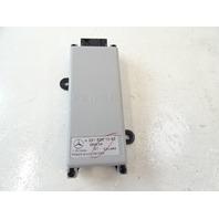 07 Mercedes W164 ML320 CDI module, radio antenna 2518201389