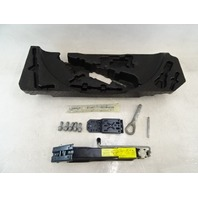 07 Mercedes W164 ML320 CDI tire jack w/ tools 1645800018