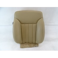 07 Mercedes W164 ML320 CDI seat cushion, back, right front 1649108047 beige