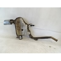 07 Mercedes W164 ML320 CDI exhaust, w/ tailpipe, left 1644905515 1644907115