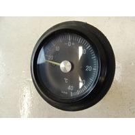 85 Mercedes R107 380SL gauge, exterior temperature 0005424527