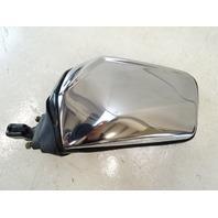 85 Mercedes R107 380SL mirror, exterior, left door 1078110361 manual