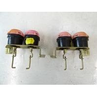 85 Mercedes R107 380SL vacuum valve actuator set, for fresh air flaps 9062100162