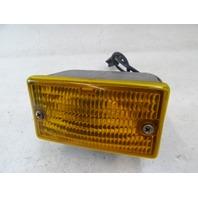 85 Mercedes R107 380SL lamp, turn signal light, left front 1078200320