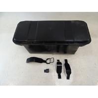 85 Mercedes R107 380SL battery box tray w/cover 1078430105 1078430005