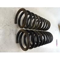 85 Mercedes R107 380SL coil springs, rear