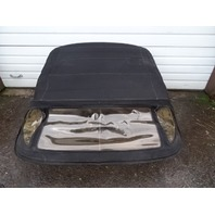 85 Mercedes R107 380SL convertible top assembly, palomino