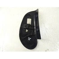 Porsche 944 951 Turbo trim, Seat Backrest Hinge Cover 9285211480 black
