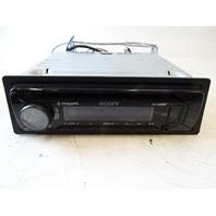 head unit, cd player, radio, Sony mex-n5300bt