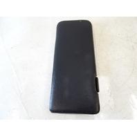 Porsche 944 951 Turbo center console armrest, black 944552165501AJ
