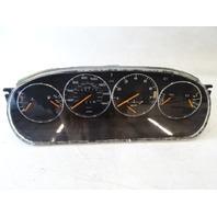 Porsche 944 951 Turbo instrument cluster, speedometer, turbo