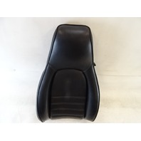 Porsche 944 951 Turbo seat cushion, back, right front, black