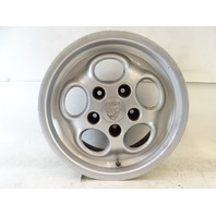 Porsche 944 951 Turbo wheel, front, Turbo 7x16 95136211400 ET 23.3 phone dial