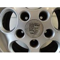 Porsche 944 951 Turbo wheel, front, Turbo 7x16 95136211400 ET 23.3 phone dial