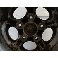 Porsche 944 951 Turbo wheel, rear, Turbo 7x16 95136211600 ET 23.3 phone dial