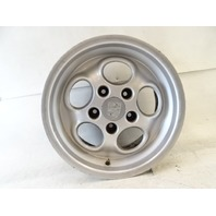 Porsche 944 951 Turbo wheel, rear, Turbo 7x16 95136211600 ET 23.3 phone dial