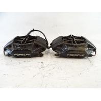 Porsche 944 951 Turbo brake calipers, front, Turbo 9513518050095135180600