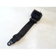 14 BMW F30 328i 328 seat belt, right rear, black