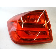 14 BMW F30 328i 328 lamp, taillight, outer, left 7372785