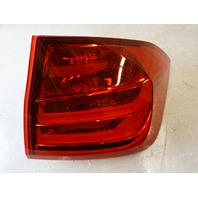 14 BMW F30 328i 328 lamp, taillight, outer, right 7372786