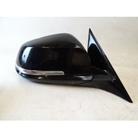 14 BMW F30 328i 328 mirror, door, exterior, right 51167345696