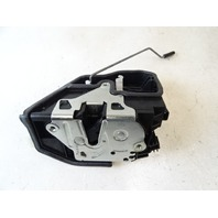 14 BMW F30 328i 328 door latch actuator, lock left front 7229461