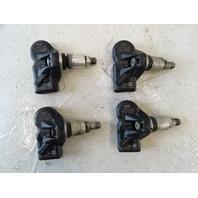 14 BMW F30 328i 328 sensor set, tire pressure TPMS 6798872