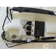 14 BMW F30 328i 328 braket, w/ smart opener sensor, rear 61357273666