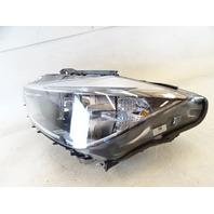 14 BMW F30 328i 328 lamp, headlight, left front 63117338707 DAMAGED