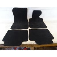 14 BMW F30 328i 328 floor mats set, black 7294036